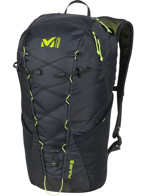 Millet Pulse 16 Backpack Unisex, black-noir
